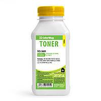 Тонер CW (TCS-300Y) Samsung CLP-300/310/320/325 Yellow, 50г
