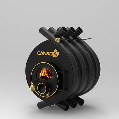 """Булерьян """"CANADA"""" с жаростойким стеклом """"03"""" мощность 27 кВт"""