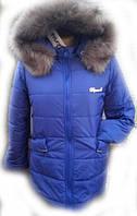 Зимняя куртка для девочки-подростка