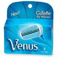 "Картридж Gillette ""Venus"" 4  ШТ. НЕ оригинал"