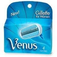 "Картридж Gillette ""Venus"" 4  ШТ."