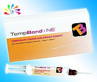 TEMP BOND NE AUTOMIX, безэвгенольный временный цемент, 11.7 г + 10 насадок