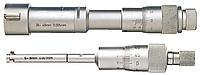 Нутромер 3-х точечный 6-8 мм, микрометрический, цена деления 0.01 мм, IDF (Италия)