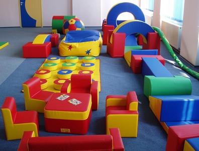 Комплектуем игровые комнаты для детей