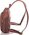 Практичный женский рюкзак из качественной искусственной кожи ETERNO Артикул: ETMS35240-12-1 коричневый, фото 4