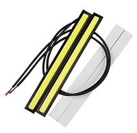 DRL Дневные Ходовые Огни DC12V 2 Шт. 17 СМ LED COB водонепроницаемые
