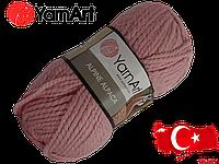 Пряжа Yarnart Alpine alpaca 445 светлый-фрез
