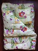 Одеяло детское с подушкой