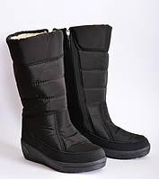 Зимние сапоги модель 41 черные