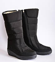 Зимние сапоги модель 41 черные, фото 1