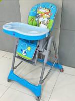 Стульчик детский для кормления RT-002N-16 голубой