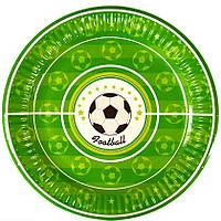 Тарелка одноразовая Футбол