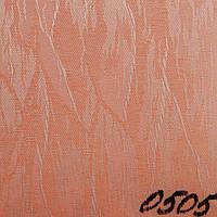 Вертикальные жалюзи Ткань Fantazy (Фэнтези) Красный 0505