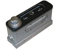 Уровень с микрометрической подачей ампулы 150 мм, цена деления 0.02 мм