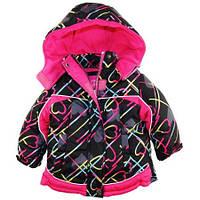 Зимняя куртка Pink Platinum (США) для девочки 24мес