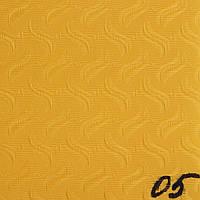 Вертикальные жалюзи Ткань Макао Жёлтый 8405