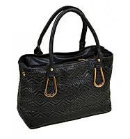Женская сумка плетенная