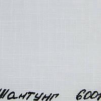Вертикальные жалюзи Ткань Shantung (Шантунг) Белый 6401