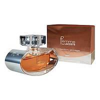 Женская парфюмированная вода Lacoste Femme de Lacoste Collection Voyage (Лакост Коллекшн Вояж)
