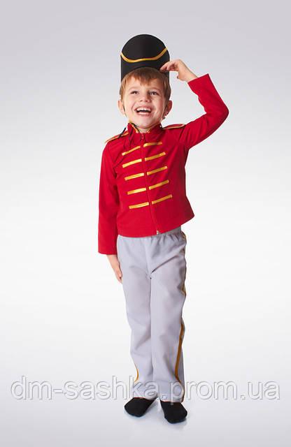 """Детский карнавальный костюм """"ГУСАР"""", цена 499 грн., купить ... - photo#15"""
