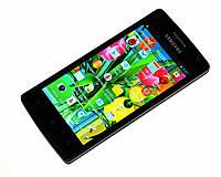 "Телефон Samsung Q007 - экран 4,3"", 2 SIM, Android"