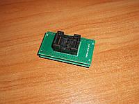 Переходник TSOP48 - DIP48 для программатора адаптер панелька с нулевым усилием универсальный TL866 XELTEK
