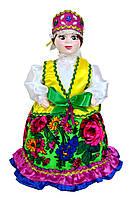 """Кукла-грелка на чайник """"Полина"""""""