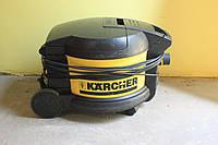 Б/У пылесос Karcher / Керхер T201 (новый мешок, новая турбина)