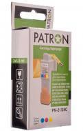 Совместимый картридж Patron CANON BCI-24/21 (CI-CAN-BCI-24-C1-PN/CI-CAN-BCI-2124-C-PN) (BJC-2000/ 2100/ 4xxx/ 5100/ 5500, S100, MP C20/ 30/ 50/ 70/