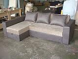 """Угловой диван """"Бали"""" с мягкими локтями. витрина 64, фото 5"""