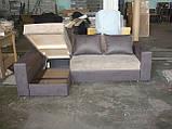 """Угловой диван """"Бали"""" с мягкими локтями. витрина 64, фото 6"""