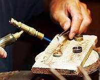 Реставрация и ремонт изделий из драгоценных материалов.