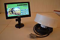 Система параллельного вождения Агрикурс с профессиональной антенной