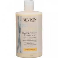 Крем лечебный увлажняющий для сухих волос Hydra Rescue Treatment Revlon 750 мл