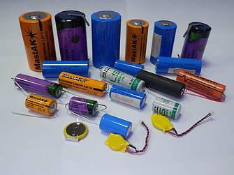 Литий Тионил-Хлоридные Промышленные батареи 3,6V Li-SOCL2 Inorganic( Спец. литий)