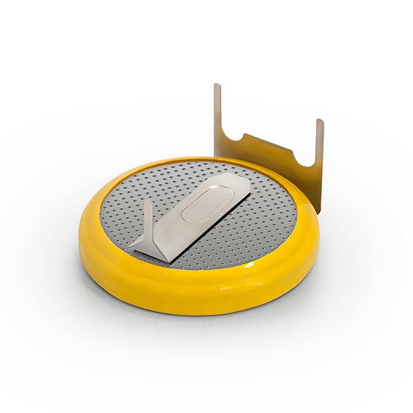 Литиевая батарейка MastAK CR2032+tag(с контактами(1-2))