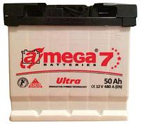 Автомобильный аккумулятор A-Mega 6СТ-50 Аз Ultra M7