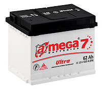 Автомобильный аккумулятор A-Mega 6СТ-77 АзЕ Ultra+