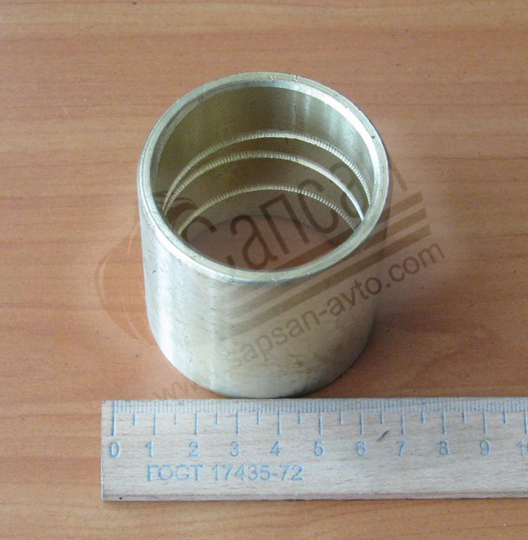 Втулка шкворня (высокая, бронза) Краз. 500А-3001017