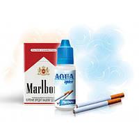 Жидкость для электронных сигарет Мальборо без никотина (Marlboro) Aqua 15 мл