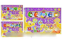 Карусель мобиль на кроватку Цветные сны Limo Toy M 1363 AS