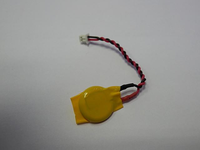 Литиевая батарейка(3v) MastAK CR1220+коннектор