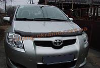 Дефлекторы капота Sim для Toyota Auris 2006-12