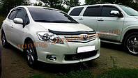 Дефлекторы капота Sim для Toyota Auris 2012-15