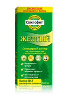 """Скипофит """"Желтая"""" скипидарная эмульсия д/ванн 0,5л. - Антиоксидантное действие (Натуротерапия)"""
