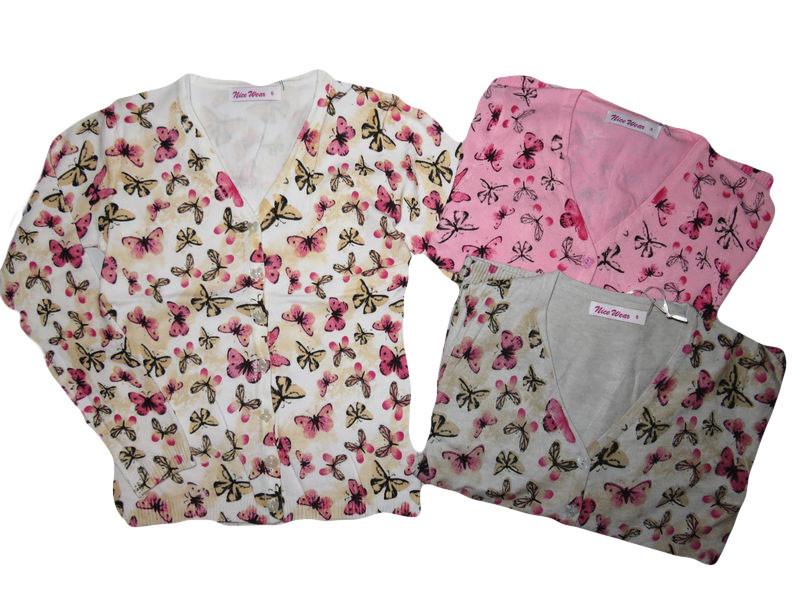 Свитер для девочек, размеры  8,10,12 лет, Nice Wear, арт. GJ 841