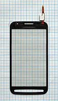 Тачскрин сенсорное стекло для Samsung i8580 Galaxy Core Advance black