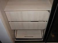 Сборка и установка ящика для стола