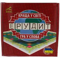 Настольная игра Arial - Эрудит (укр), фото 1