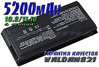 Аккумуляторная батарея Asus F5 F55 F55A F5C F5GL F5N F5RI F5SL F5SR F5VI F5VZ Pro4J Pro4 X50AD X50 X50Gi X50M